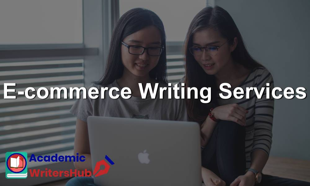 E-commerce Writing Services