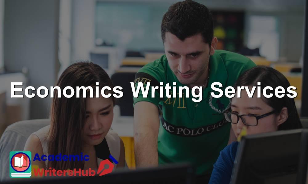 Economics Writing Services