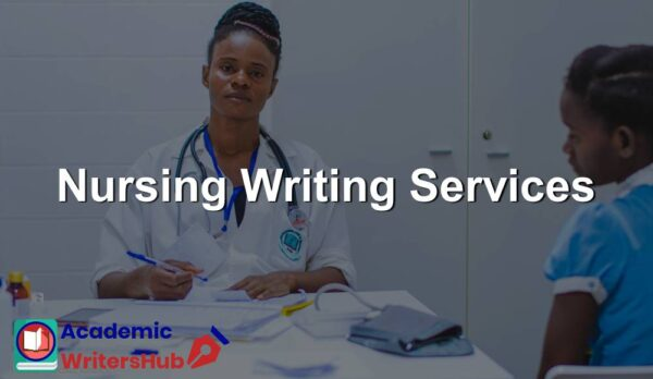 Nursing Writing Services