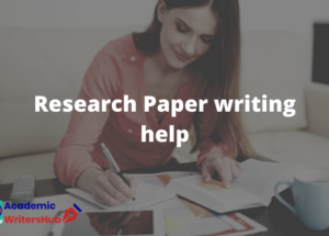 Research Paper writing help_services